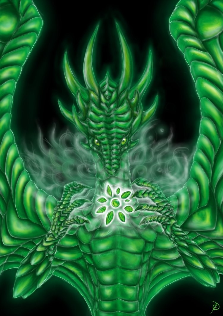 Jade Dragon Magick