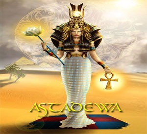 Isis Goddess of Wisdom,Health and Magick